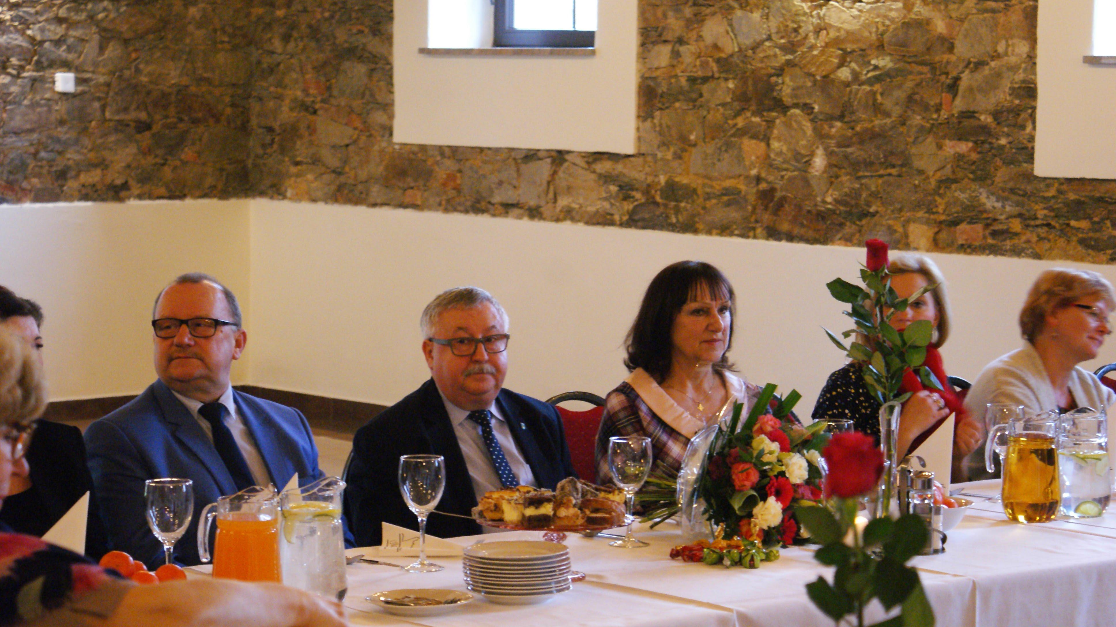 Noworoczne spotkanie emerytów ZNP