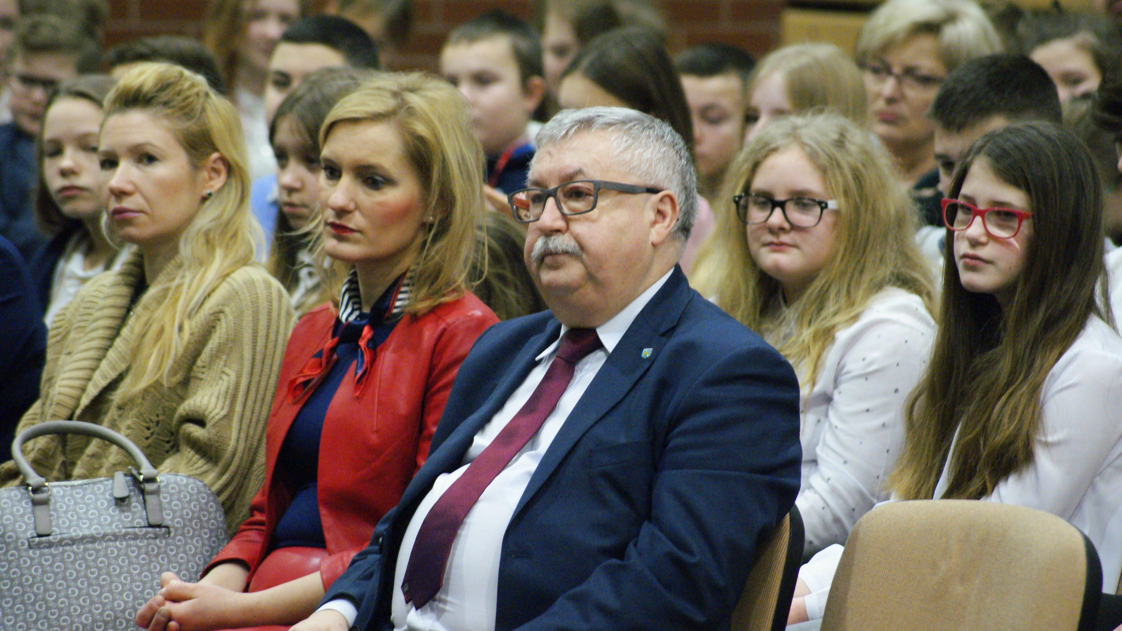 Święto Szkoły Podstawowej w Jerzmankach.