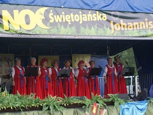 Noc Świętojańska – Johannisnacht 2019 w Łagowie