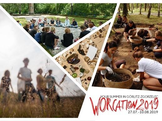 WORCATION 2019 Międzynarodowe wakacje w Görlitz-Zgorzelcu! 27.07.-10.08.2019 w Görlitz-Zgorzelec