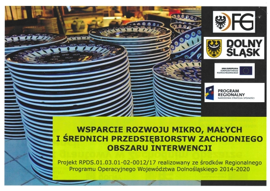 Wsparcie rozwoju mikro, małych i średnich przedsiębiorstw zachodniego obszaru interwencji