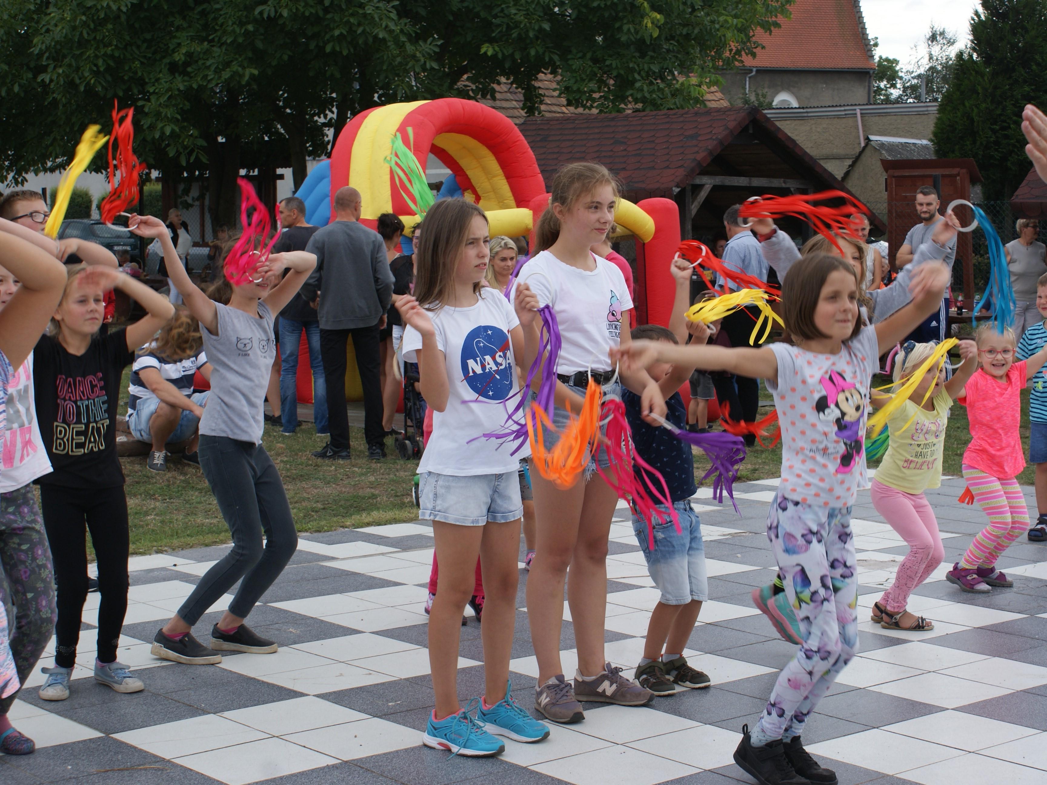 Festyn rodzinny w Jerzmankach