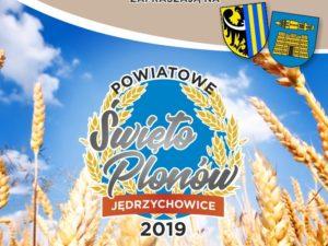 Dożynki Powiatowe w Jędrzychowicach