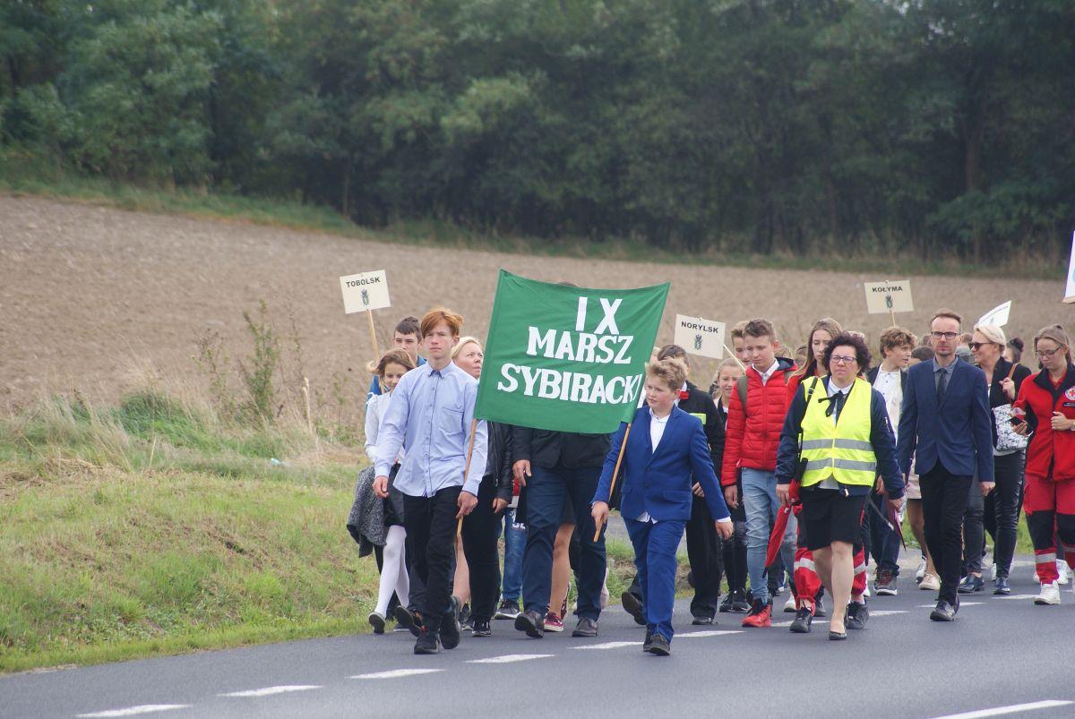 Zdjęcie dla wpisu - IX Marsz Sybiracki Ziemi Zgorzeleckiej