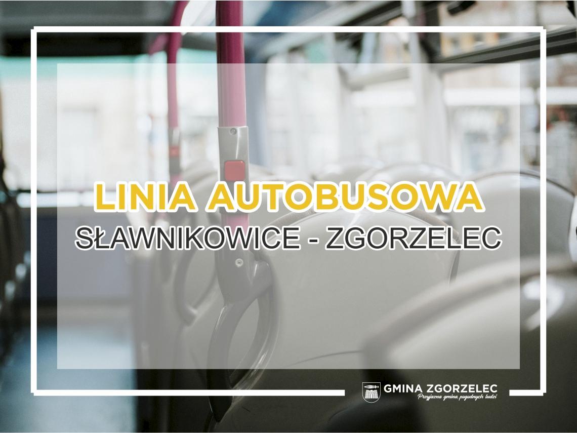 Linia autobusowa Sławnikowice – Zgorzelec wznowiona
