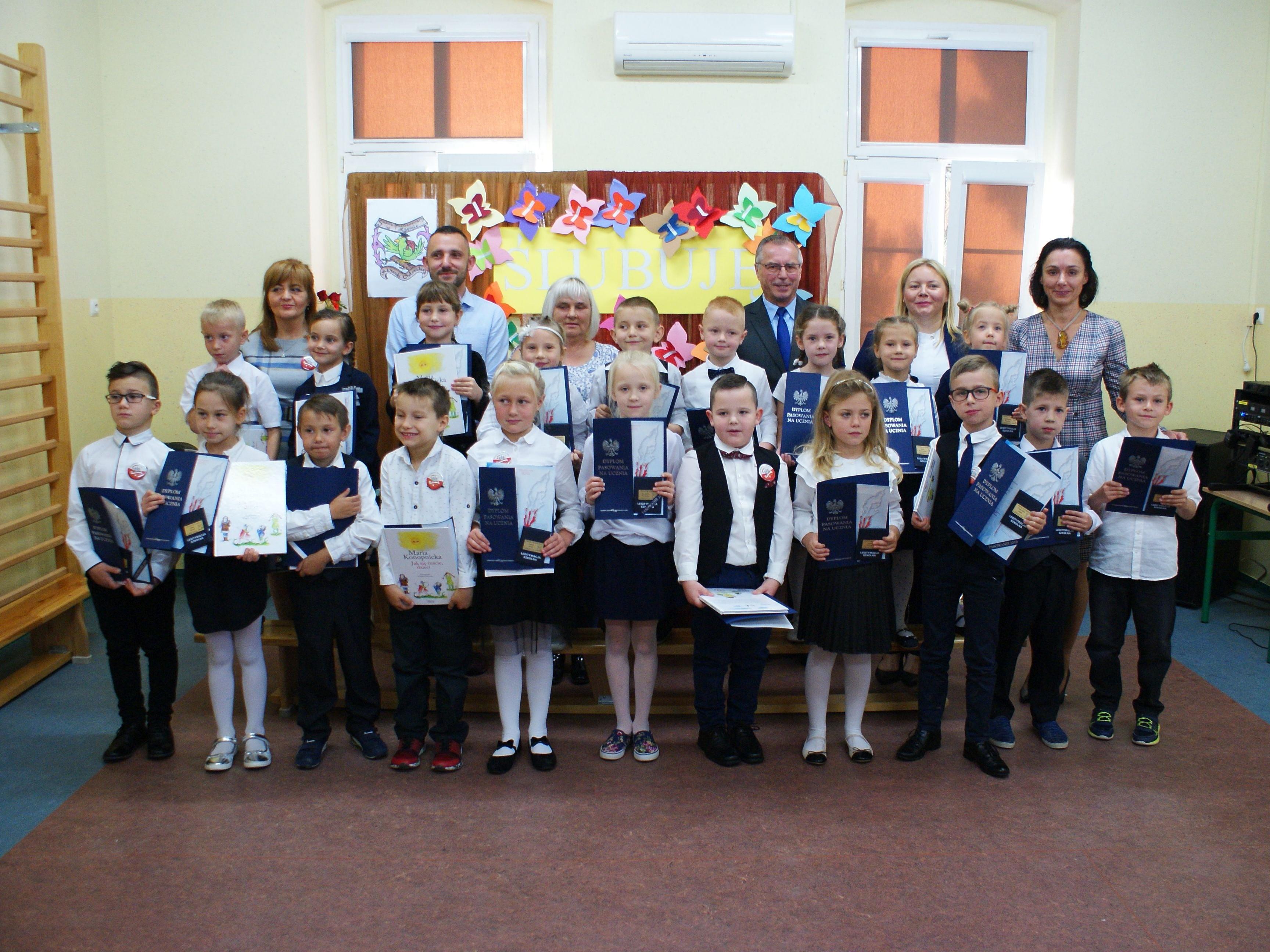 Święto Szkoły Podstawowej w Łagowie