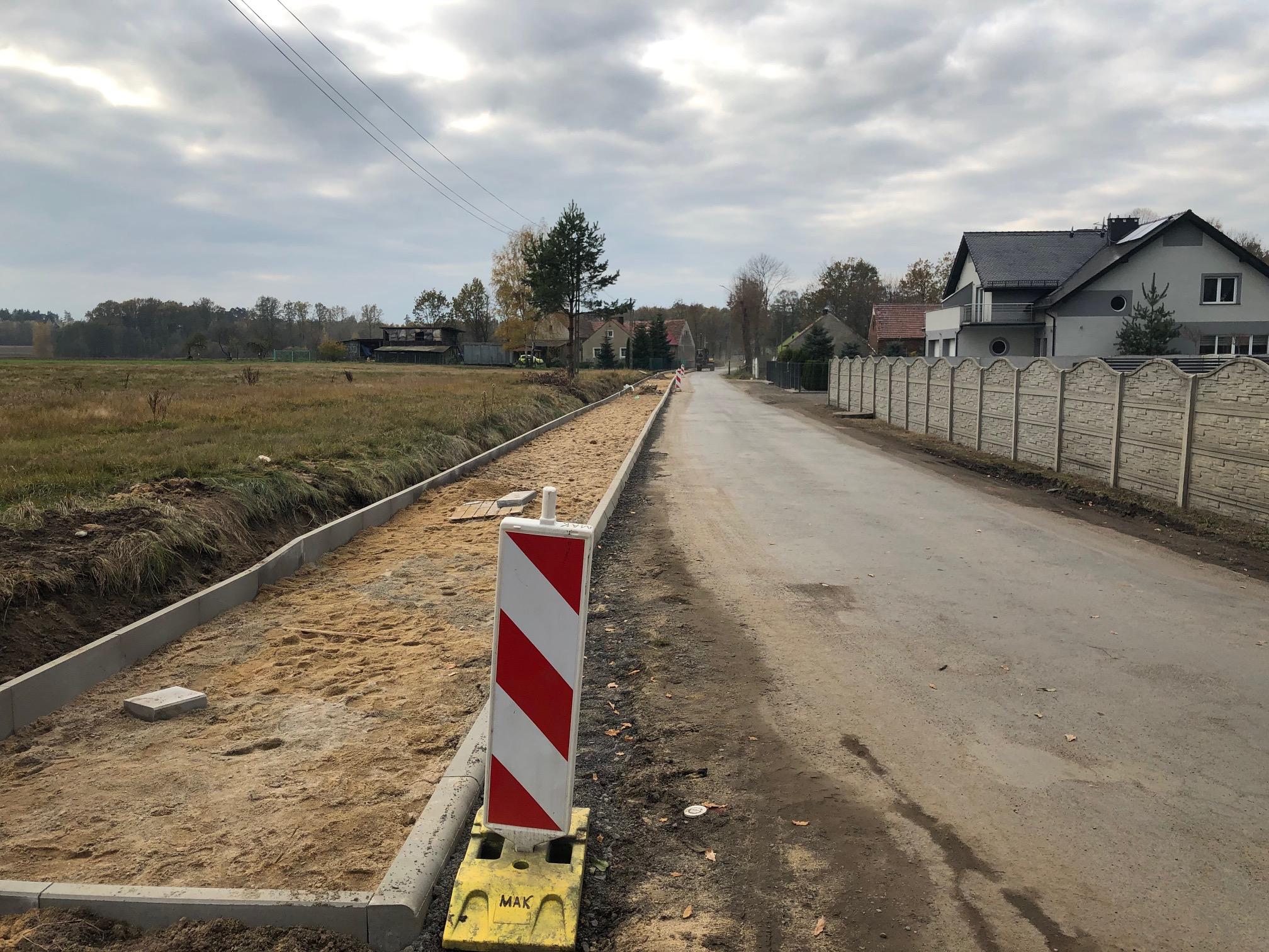 Przygoda z Nysą – trwają prace budowlane