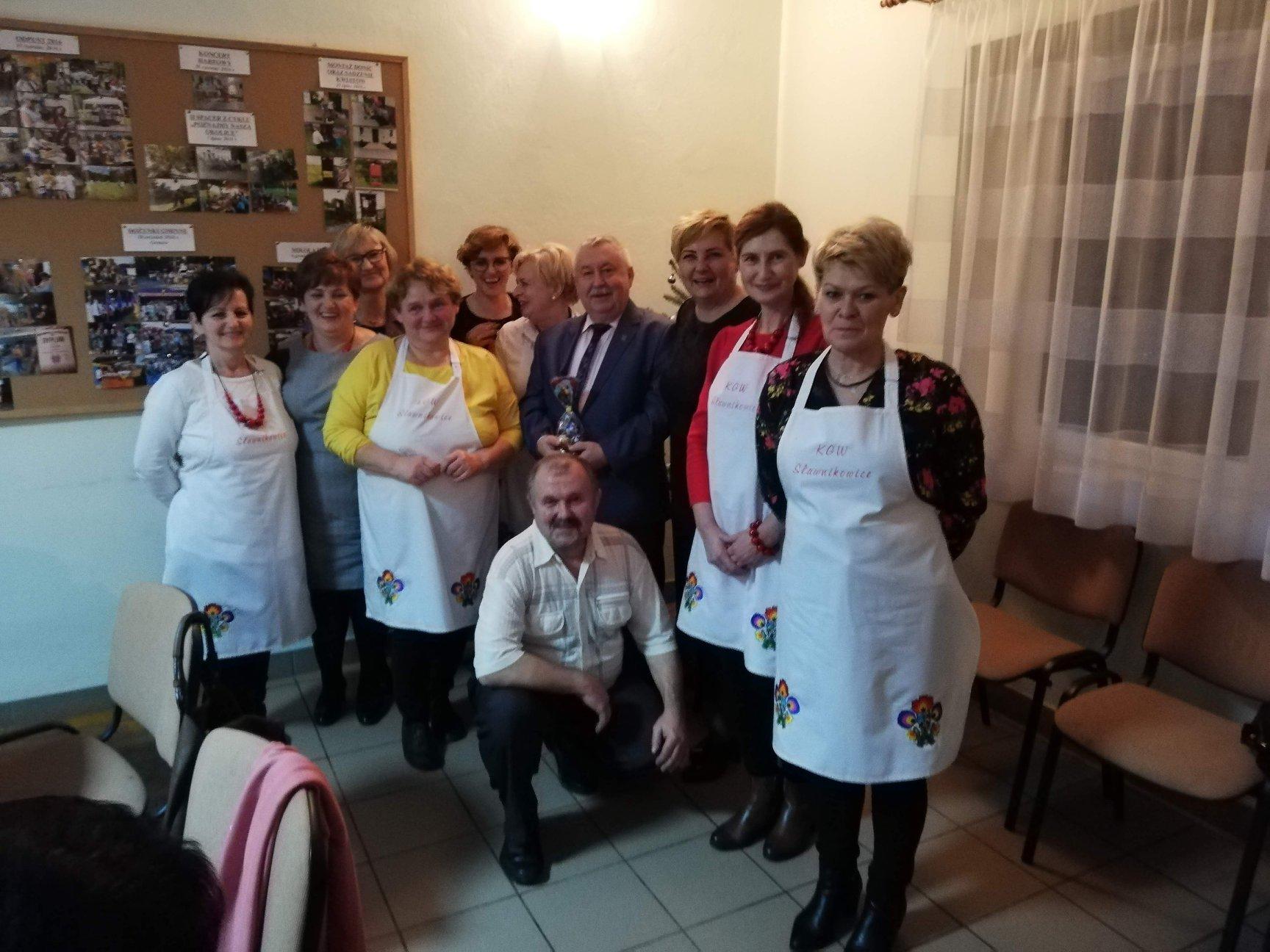 Wigilia dla samotnych w Sławnikowicach