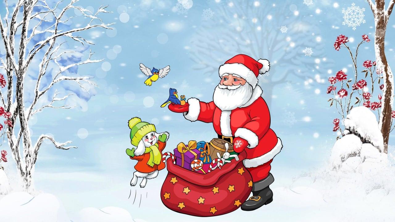 Mikołaj w Osieku Łużyckim