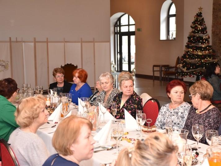 Zdjęcie dla wpisu -Noworoczne spotkanie emerytów ZNP