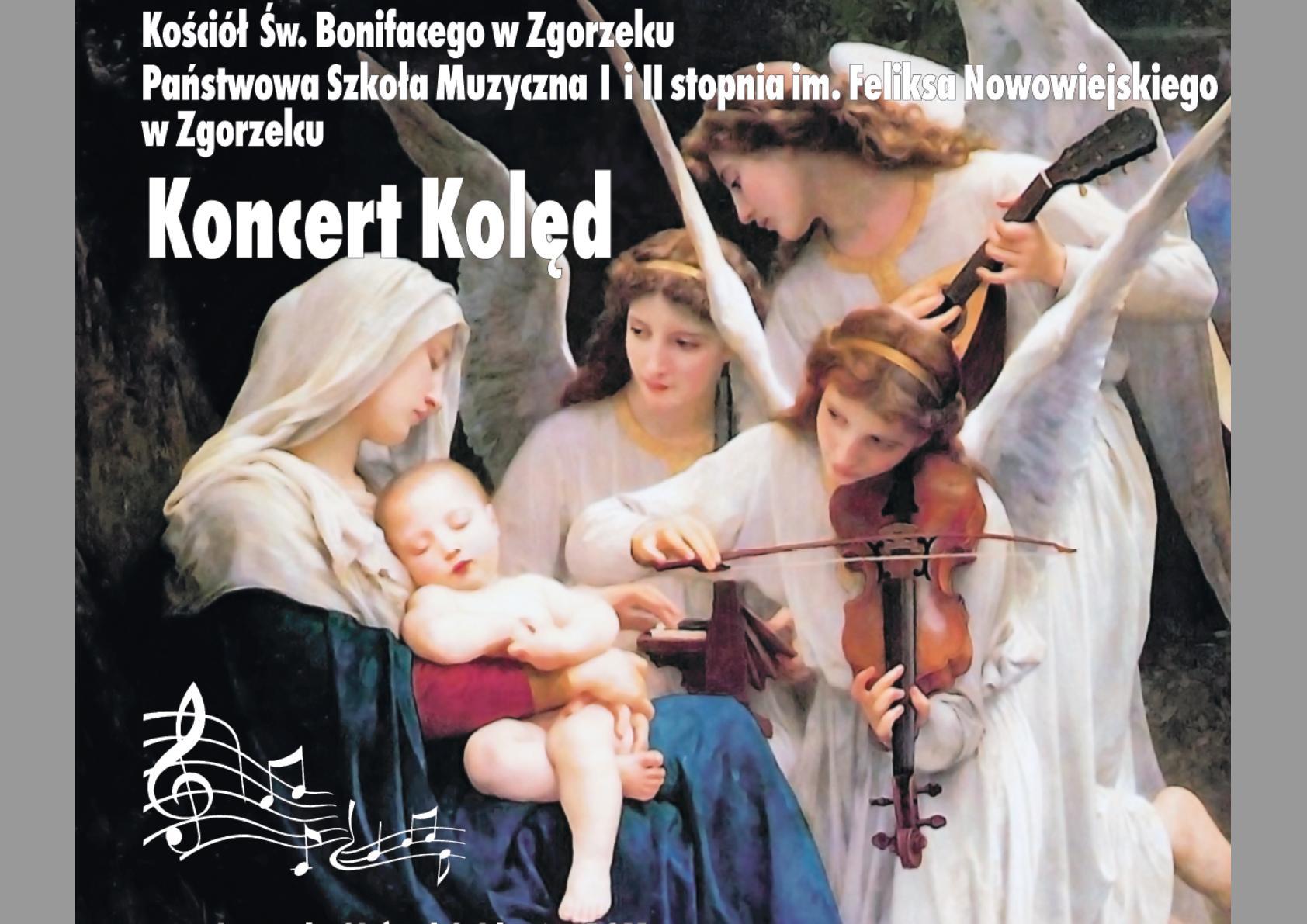 Zdjęcie dla wpisu -Koncert Kolęd u Bonifacego
