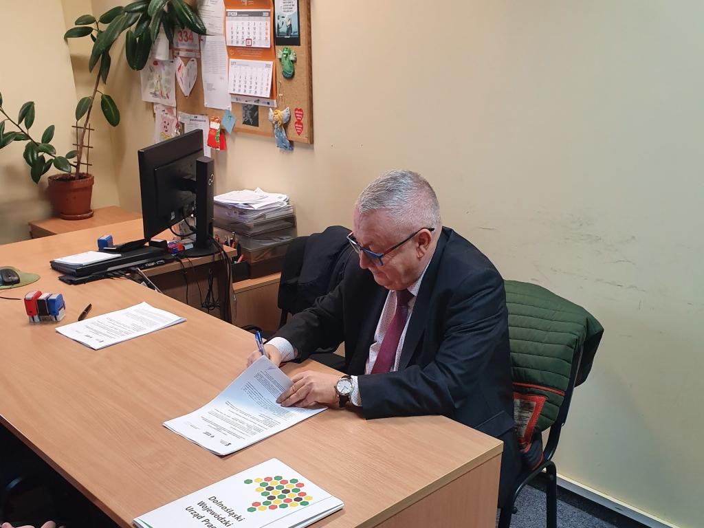 Podpisano umowę na funkcjonowanie żłobka