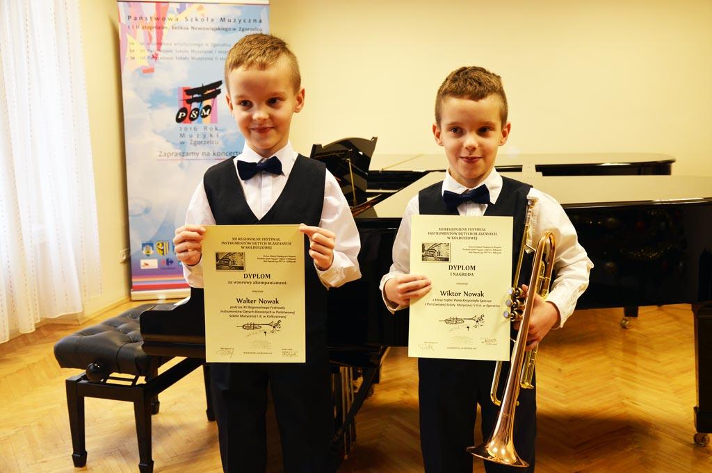 Zwycięstwo uczniów zgorzeleckiej Szkoły Muzycznej