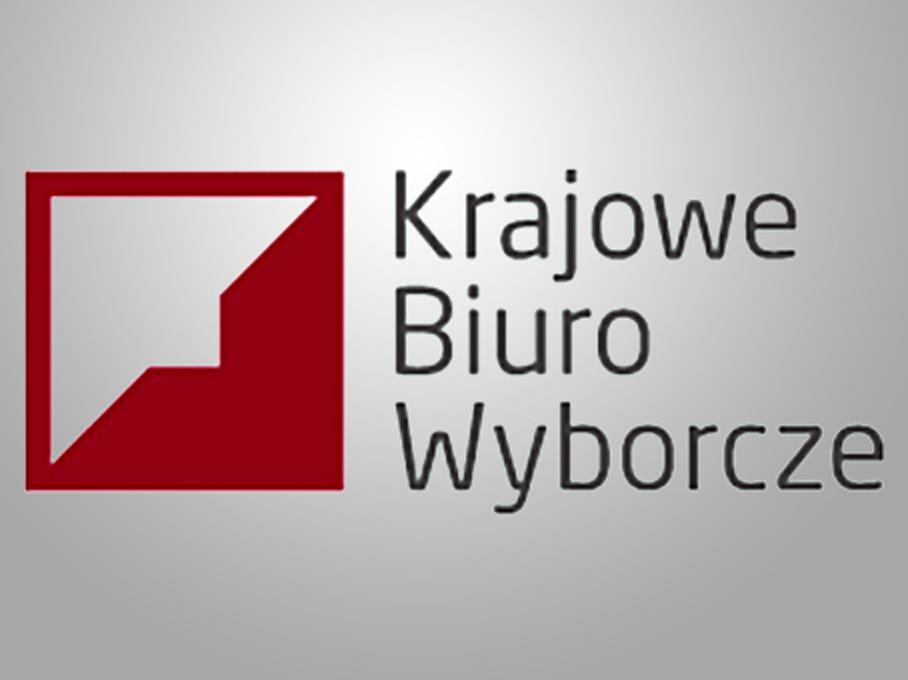 Informacja Dyrektora Delegatury Krajowego Biura Wyborczego w Jeleniej Górze.