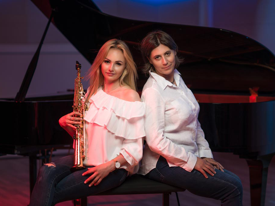 Koncert PS Duo- Saksofonowe Show