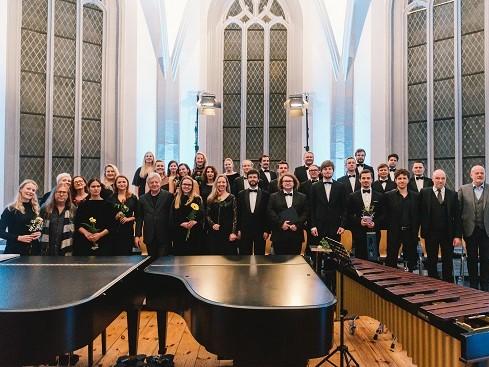 Najlepsze utwory niemiecko-francuskiej muzyki chóralnej wykona w Görlitz chór pod batutą Cambrelinga