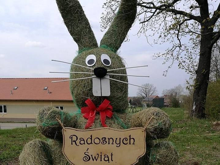 Wielkanocne akcenty w Przesieczanach!