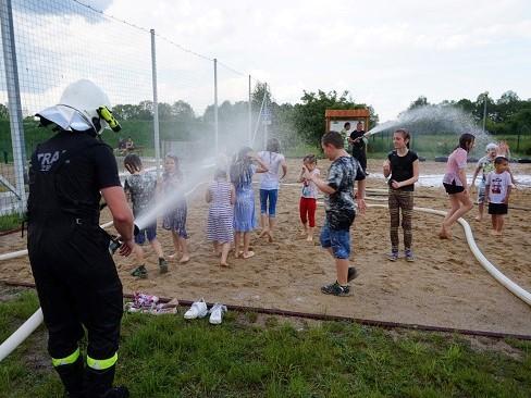 Dzień Dziecka w Radomierzycach