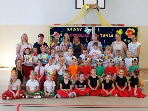 Przegląd Piosenki i Tańca Przedszkolnego w Szkole Podstawowej