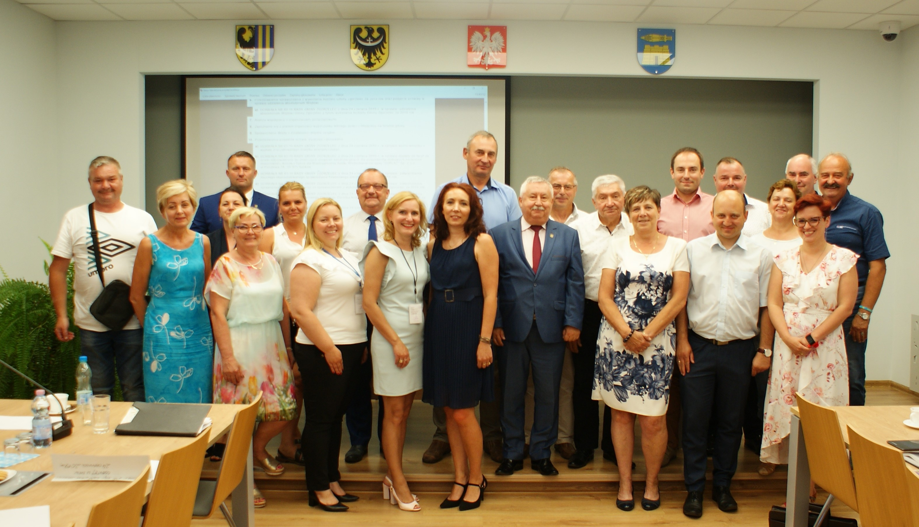 XI Sesja Rady Gminy Zgorzelec