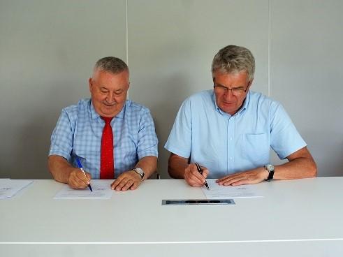 Umowa na odbiór odpadów komunalnych z terenu Gminy Zgorzelec podpisana