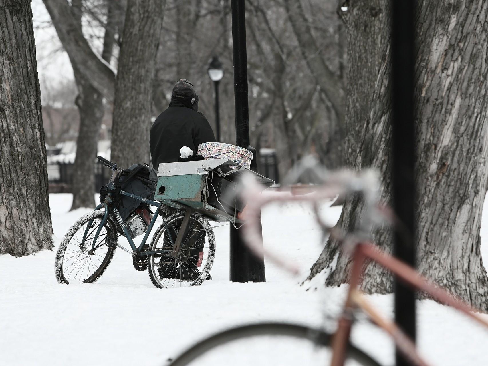 Idzie zima, pamiętajmy o potrzebujących!