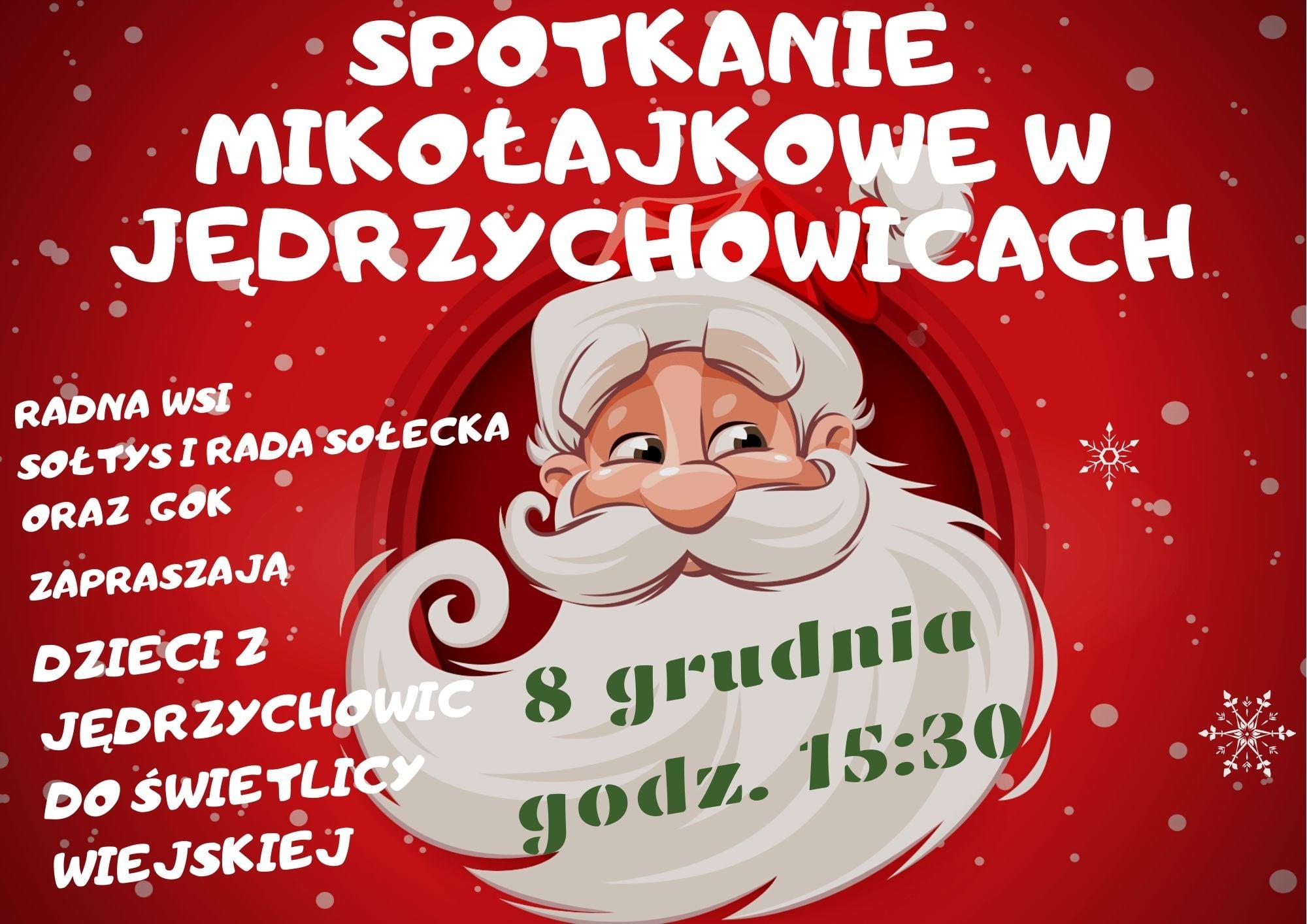 Mikołajki w Jędrzychowicach