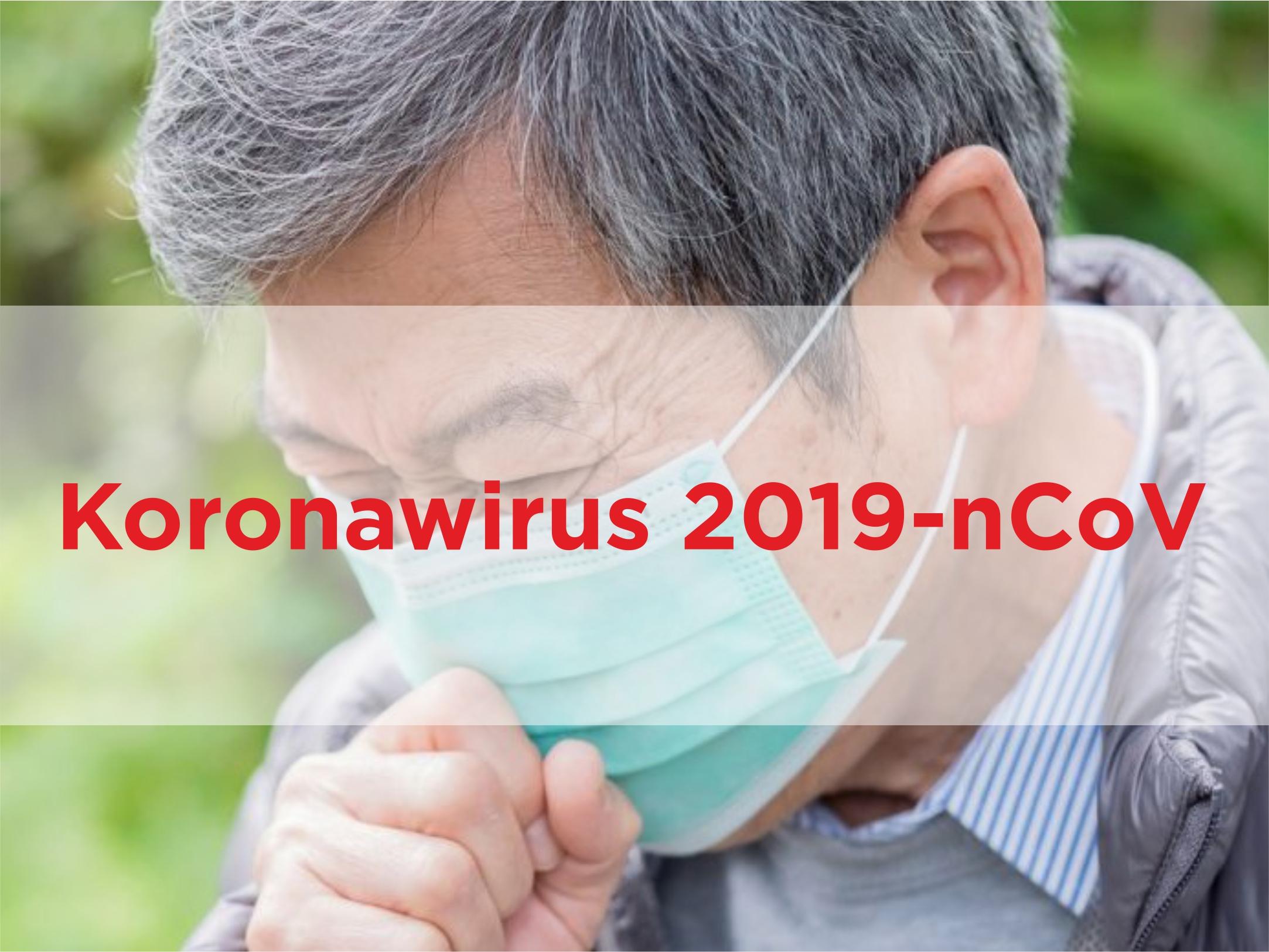 Informacja dotycząca Koronawirusa 2019-nCoV