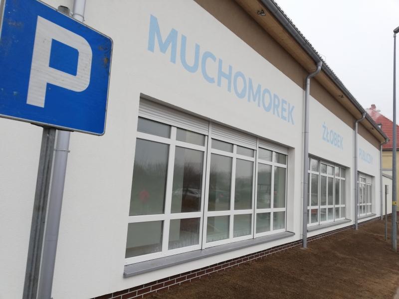 Muchomorek