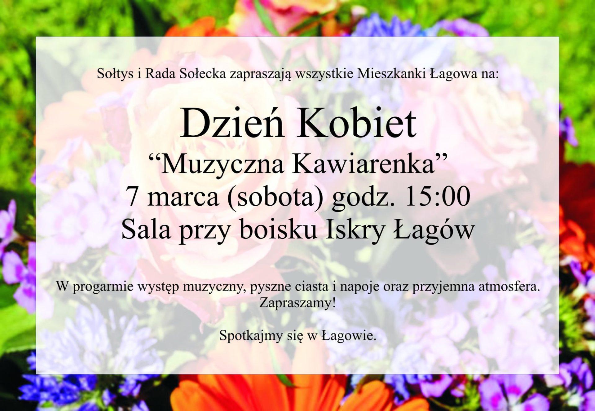 Dzień Kobiet w Łagowie