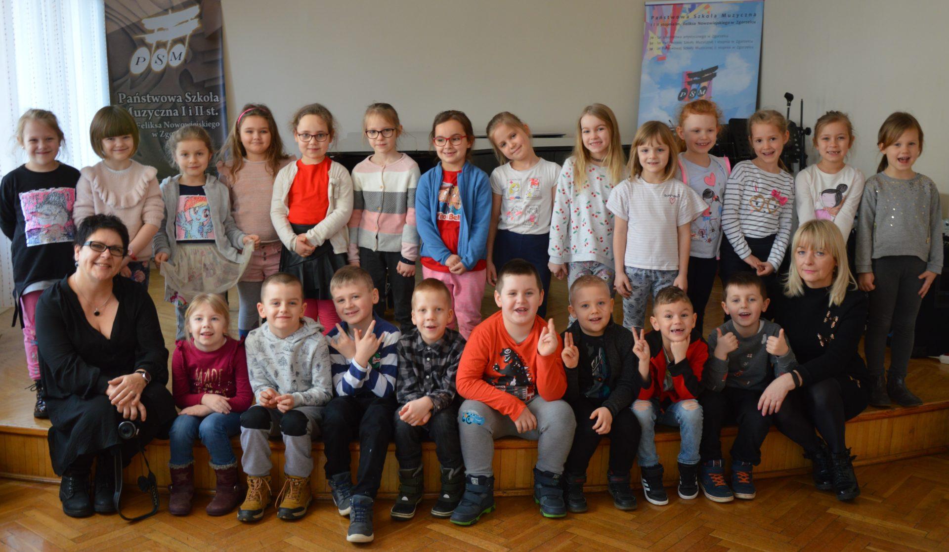 Rekrutacja do Szkoły Muzycznej w Zgorzelcu