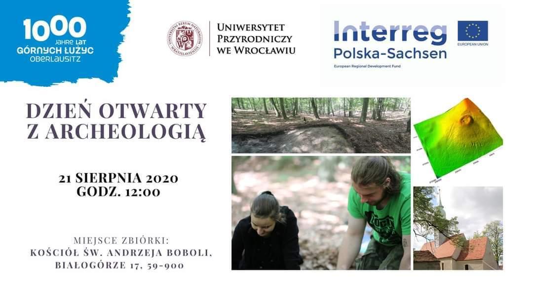 Dzień otwarty Archeologią w Białogórzu