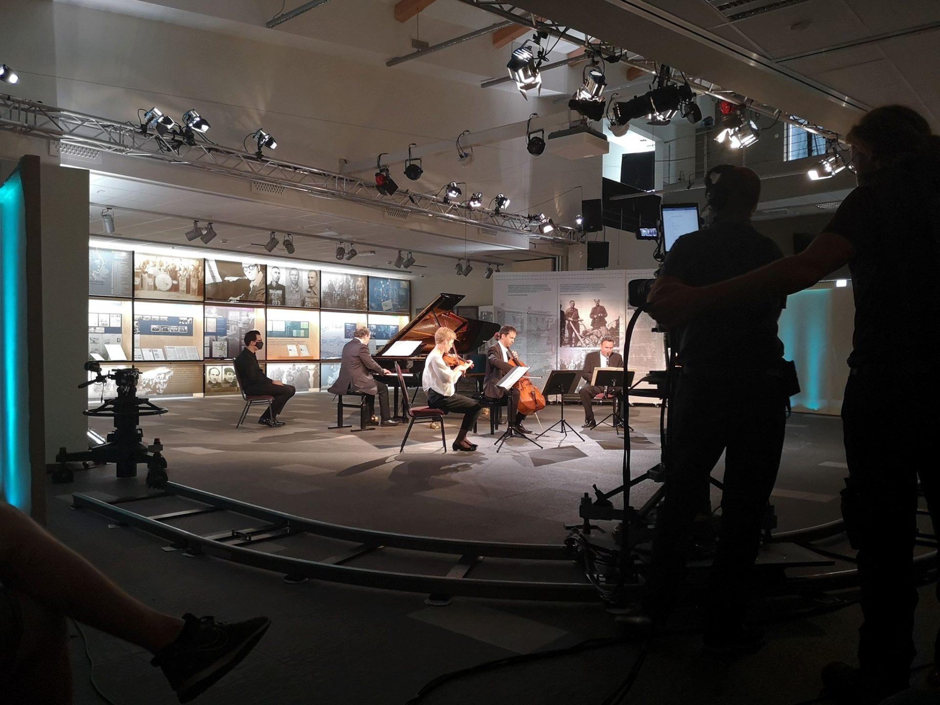 Francusko-niemiecka telewizja kręciła w Zgorzelcu