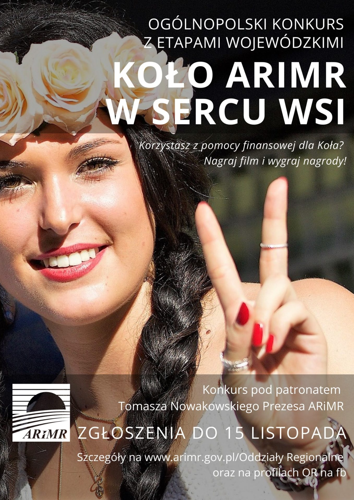 """Ogólnopolski konkurs dla KGW – """"Koło ARiMR – w sercu wsi"""""""