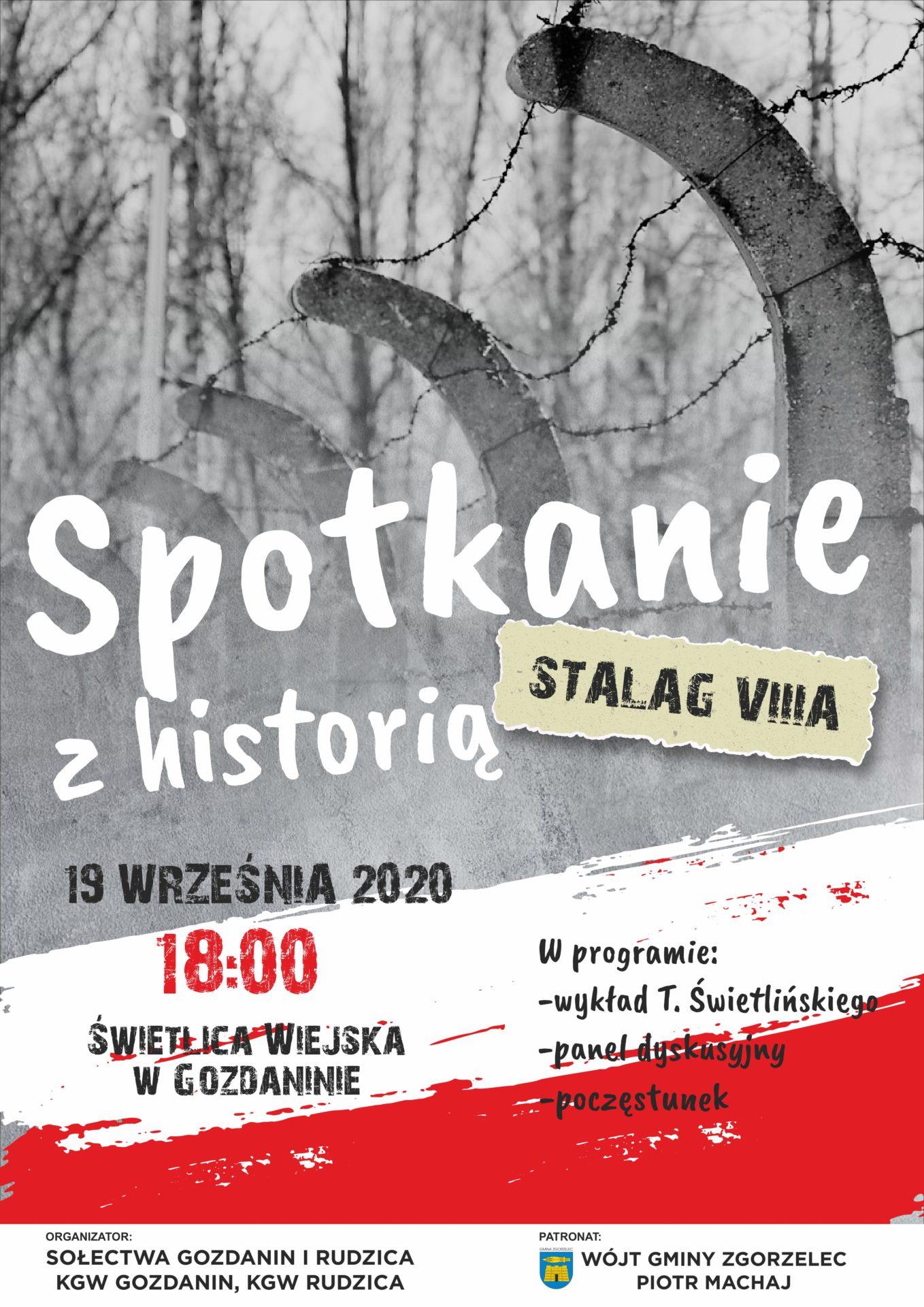 Spotkanie z historią – Stalag VIIIA