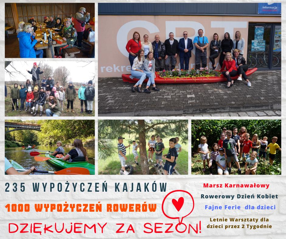 Sezon letni 2020 w CRT w Radomierzycach