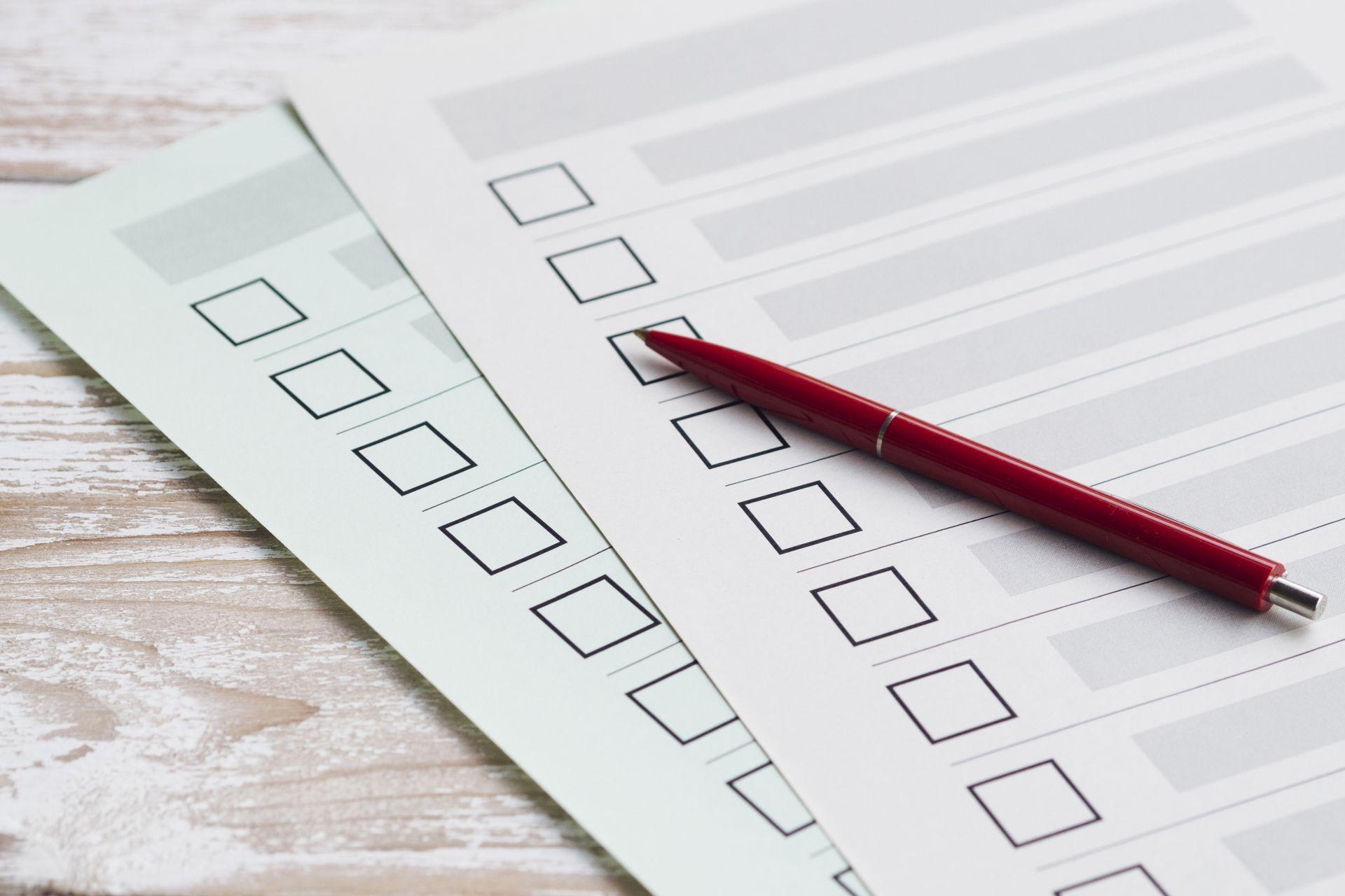 Strategia Rozwiązywania Problemów Społecznych – ankieta