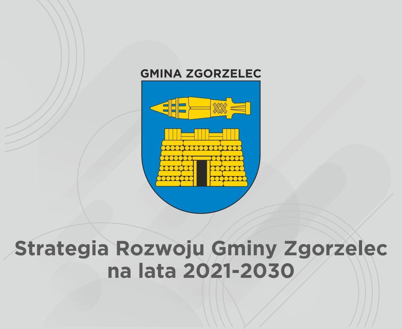 Strategia Rozwoju Gminy Zgorzelec na lata 2021-2030 – ankieta