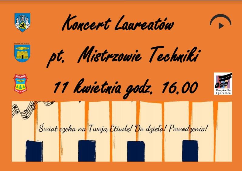 Koncert pt. Mistrzowie Techniki