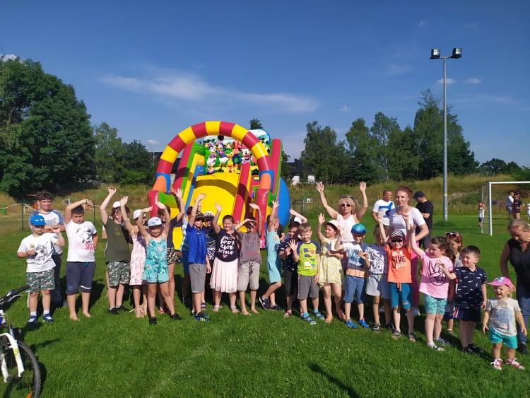 Festyn letni w Jędrzychowicach