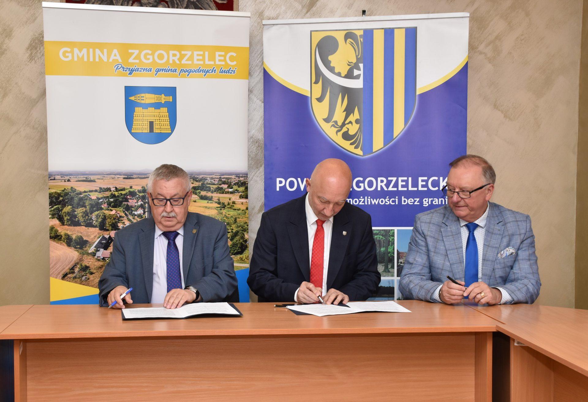 Porozumienie dot. inwestycji drogowych podpisane