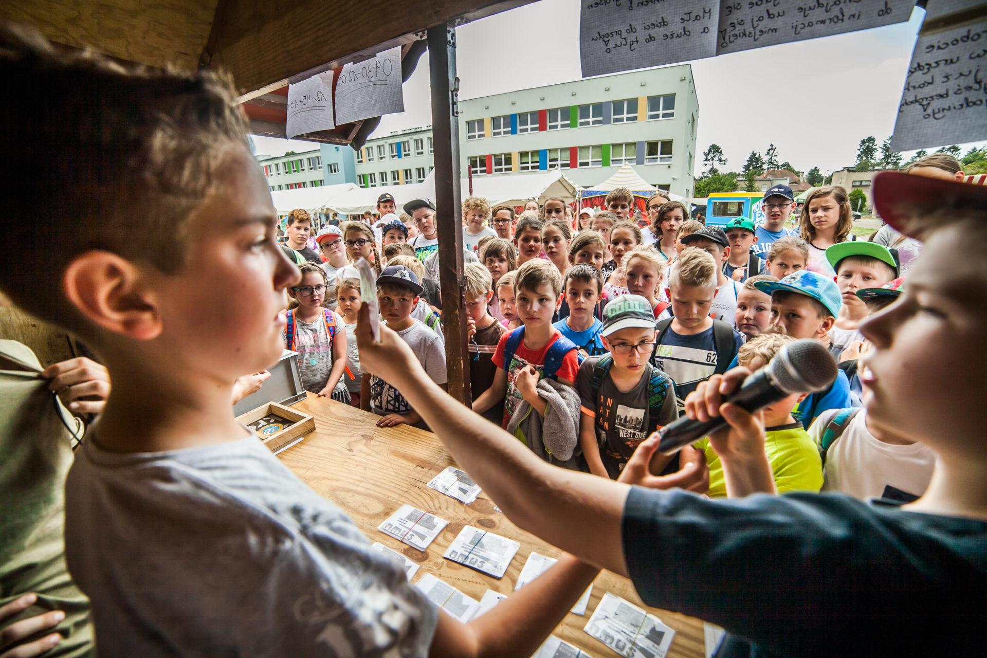 Ruszają zapisy do projektu Kindermiasto Zgorlitz 2021!