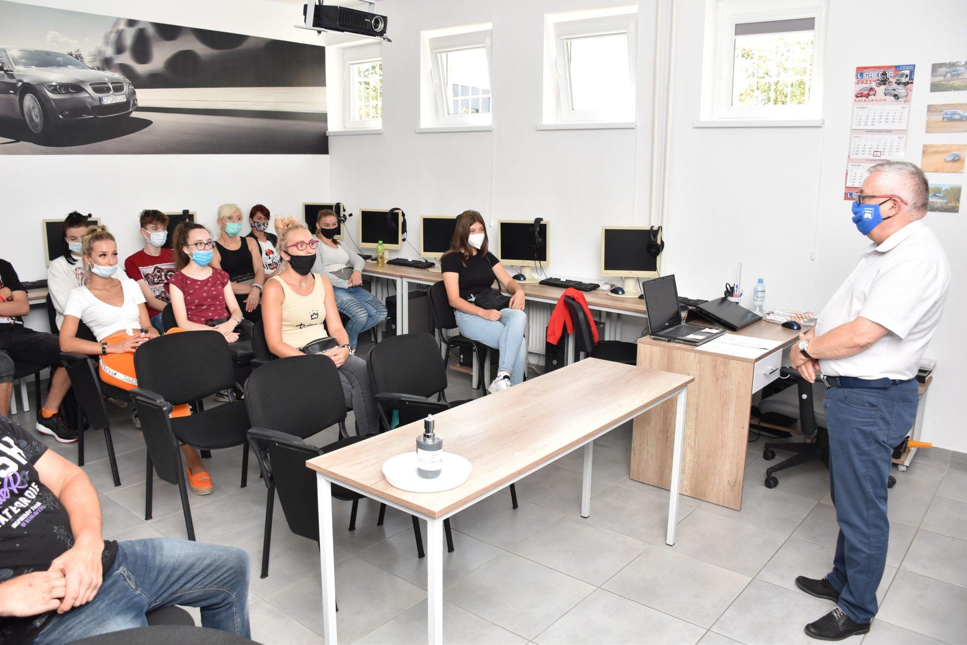 Aktywna integracja mieszkańców Gminy Zgorzelec – rozpoczęcie pierwszego kursu podnoszącego kwalifikacje