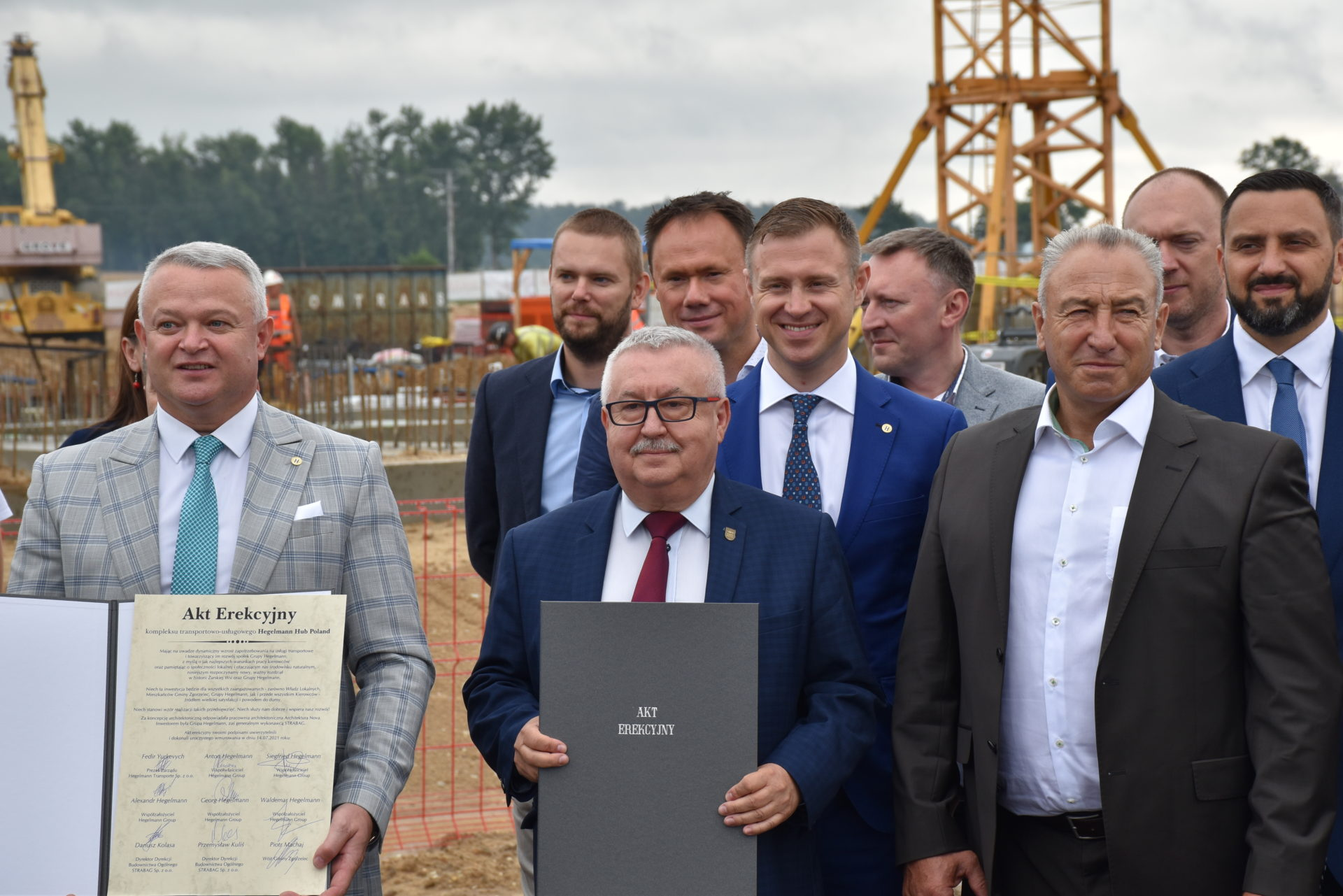 Hegelmann Poland jako pierwsza spółka w branży TSL powołuje kompleksowe centrum operacyjne dla kierowców w Żarskiej Wsi