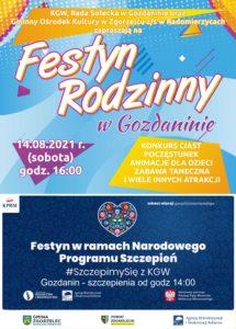 Festyn Rodzinny w Gozdaninie