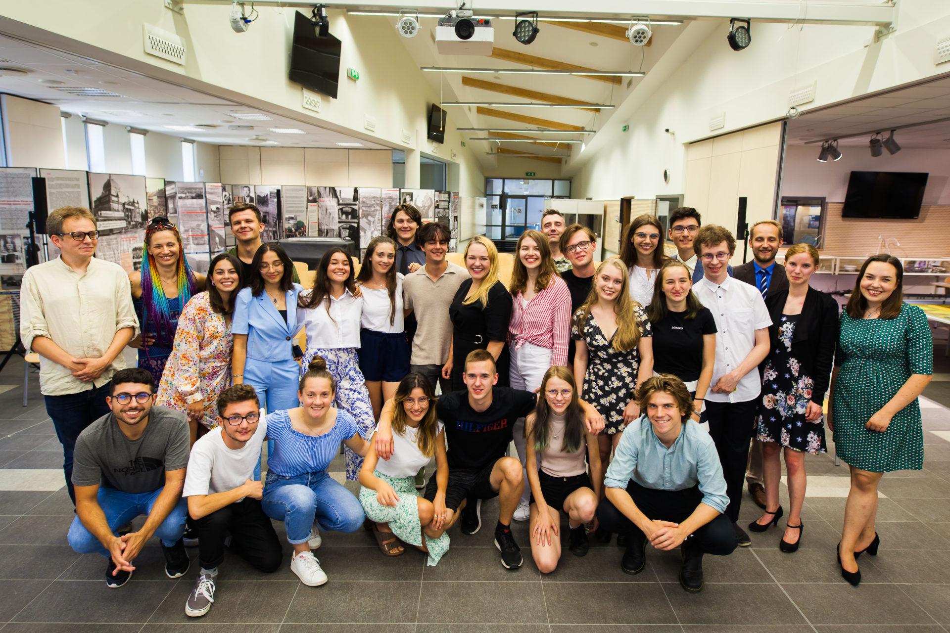 """15 dni, 20 młodych ludzi z 4 krajów – Worcation 2021 """"Zjednoczeni w różnorodności"""""""