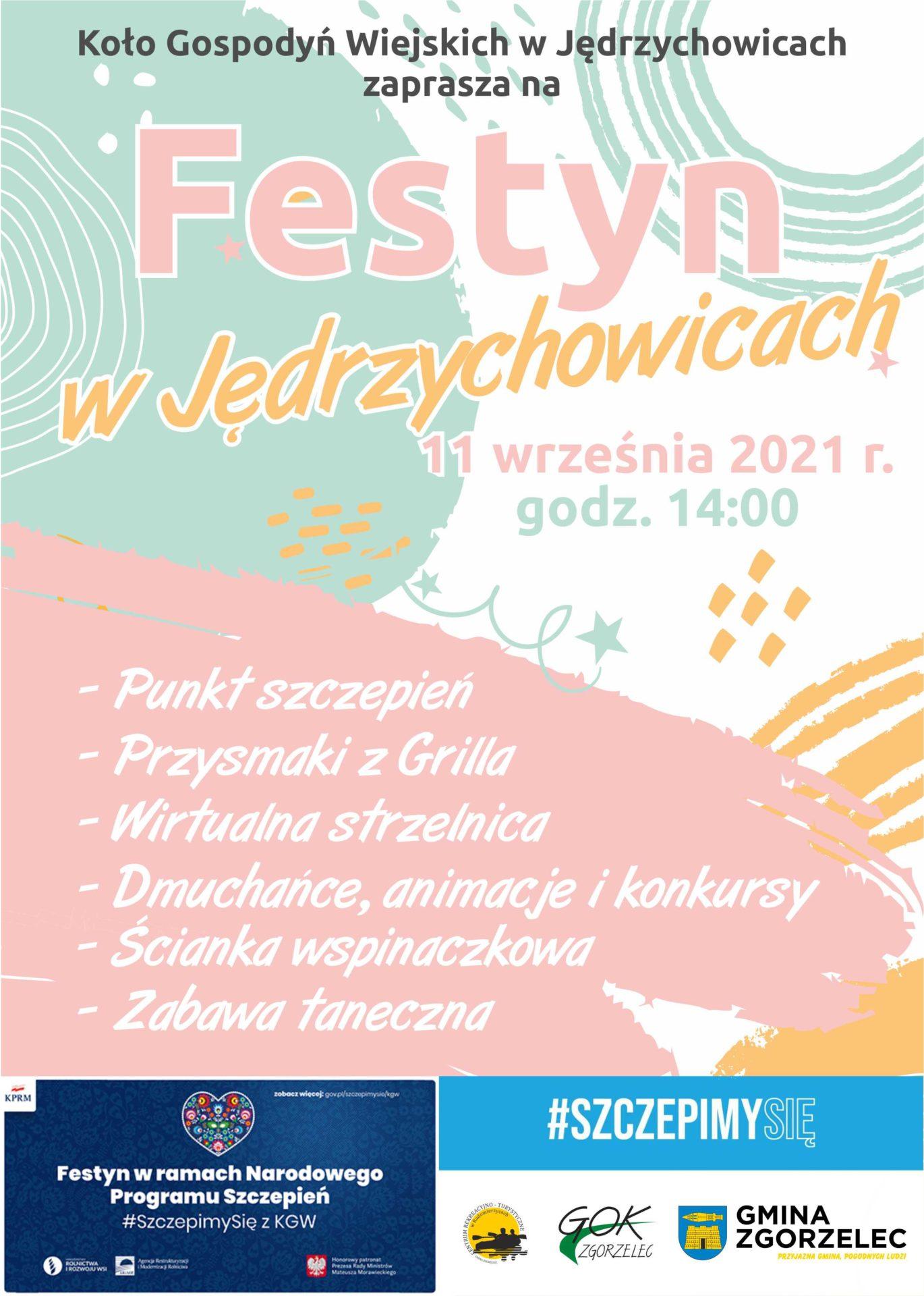 Festyn w Jędrzychowicach