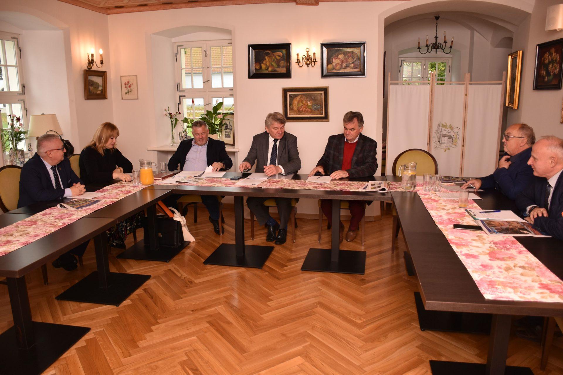 Posiedzenie Zarządu SGPEO