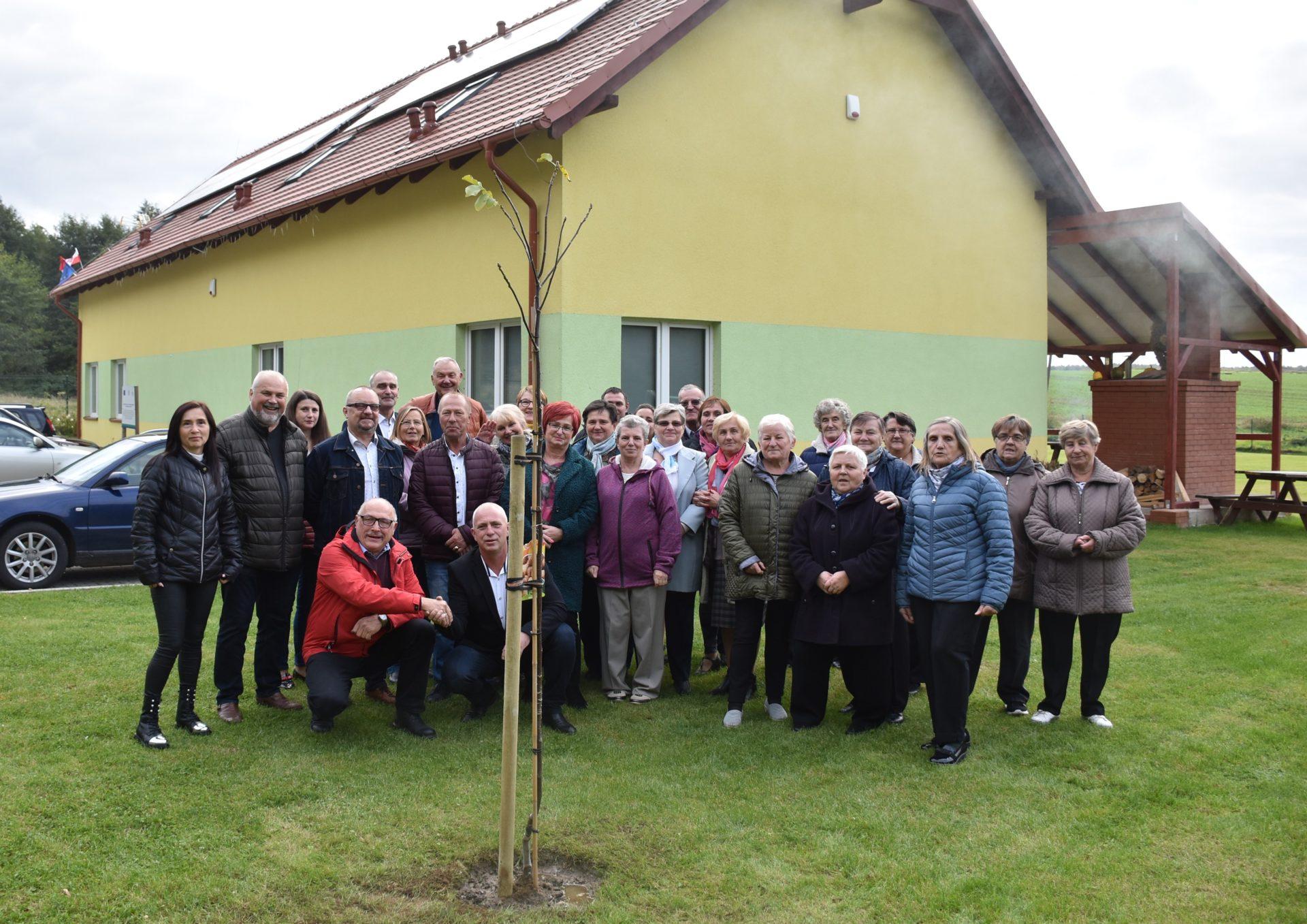 Polsko-niemieckie spotkanie seniorów w Gozdaninie